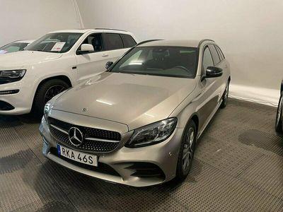 begagnad Mercedes C220 T d 4MATIC AMG 9G-Tronic EU6 D-Värmare