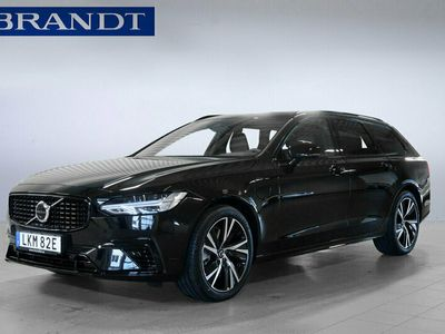 begagnad Volvo V90 T6 AWD Recharge