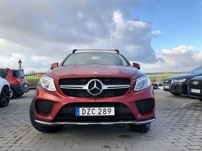 begagnad Mercedes GLE350 Coupe/AMG/Drag