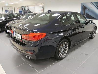 begagnad BMW 530 e iPerformance M-Sport HiFi