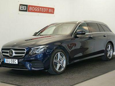 begagnad Mercedes E300 Plug-in, AMG, Premium Plus