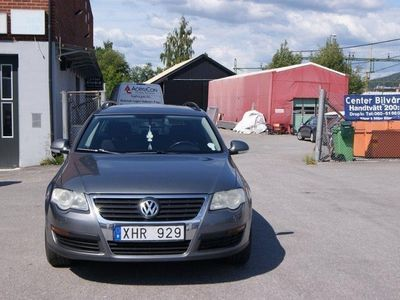 begagnad VW Passat Variant 2.0 FSI 150hk -06