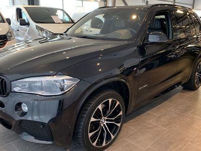 begagnad BMW X5 xDrive 40d M-Paket 313hk