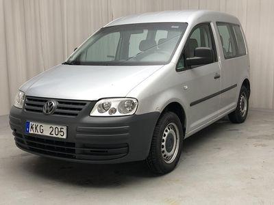 gebraucht VW Caddy Life 2.0 EcoFuel (109hk)