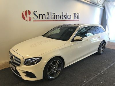 brugt Mercedes E220 4MATIC Amg Sky 9G-Tronic Euro 6 194hk