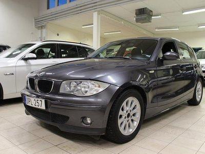 begagnad BMW 118 i Advantage 129hk Backsensorer