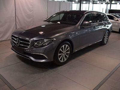 used Mercedes E220 4MATIC Demo/400mil