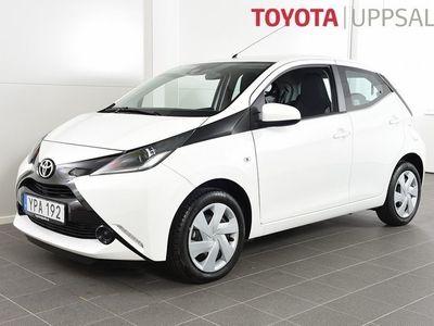 begagnad Toyota Aygo 1,0 5-D X-PLAY 2017, Halvkombi 94 900 kr