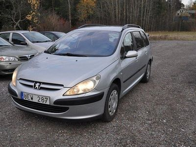 begagnad Peugeot 307 Break 1.6 XT 109hk