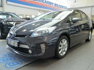 begagnad Toyota Prius Plug-in Hybrid 1.8 VVT-i 136hk Business / JBL / Xenon