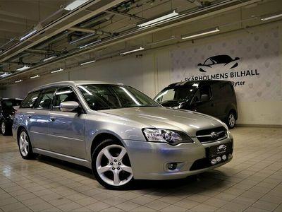 begagnad Subaru Legacy Wagon 2.0 4WD 165hk SVENSK FULLSERVAD