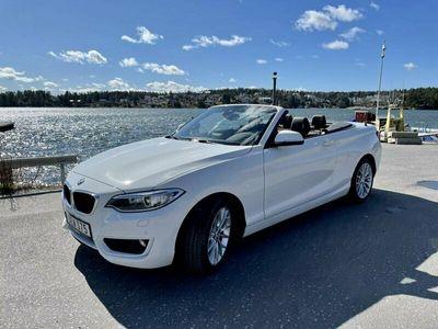 begagnad BMW 220 D