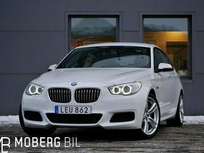 begagnad BMW 530 Gran Turismo d xDrive GT 258hk M Sport Navi Lucka HUD Värmare