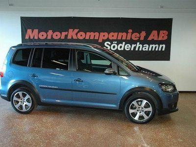 gebraucht VW Touran Cross 1.4 TSI (140hk) Läder Kombi