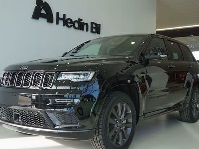 begagnad Jeep Grand Cherokee S MODEL 3,6 V6 290Hk KAMPANJ !