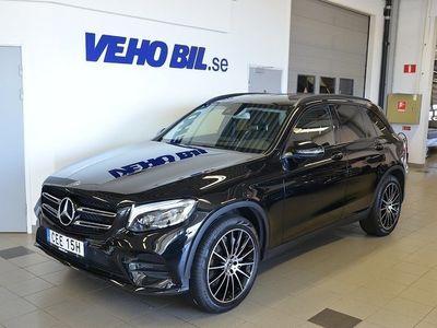 begagnad Mercedes GLC250 d 4MATIC/Style Edition/Vinterpaket/Premiumpaket/Suv Pake