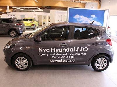 begagnad Hyundai i10 5d 1.0 67hk Essential DEMO Lanseringskampanj