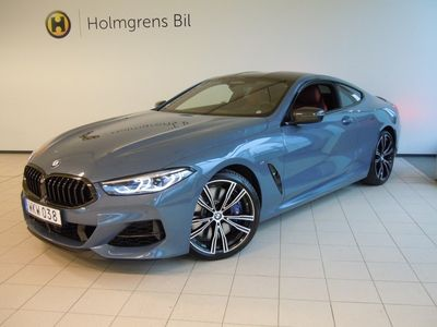 begagnad BMW M850 xDrive Coupé M Carbon roof, M Kolfiber paket