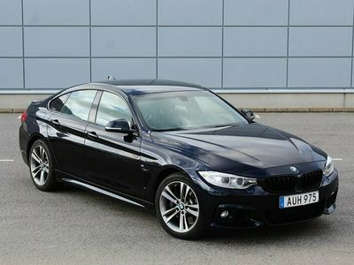begagnad BMW 435 Gran Coupé d xDrive M-Sport Euro6 313hk