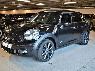 begagnad Mini Cooper SD Countryman UKL/X ALL