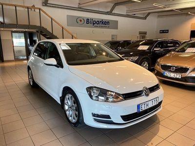 begagnad VW Golf 1.4 TSI DSG Highline Plus 140hk