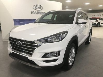 begagnad Hyundai Tucson 1.6 T-GDI 4WD Euro 6 177hk Nor