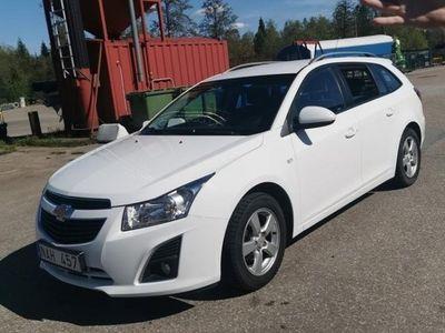 begagnad Chevrolet Cruze Kombi 1.4