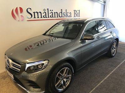 begagnad Mercedes GLC220 4MATIC AMG SKY Euro 6 170hk