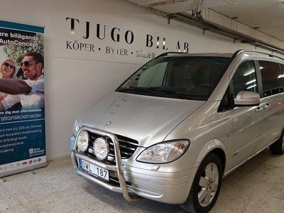 begagnad Mercedes Viano 3.0 TouchShift Trend 204h