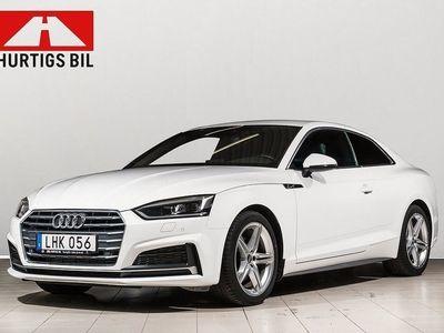 begagnad Audi A5 Coupé 2.0 TFSI 190hk S-Line -18