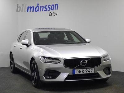 begagnad Volvo S90 D4 AWD R-Design 2018, Sedan 349 900 kr