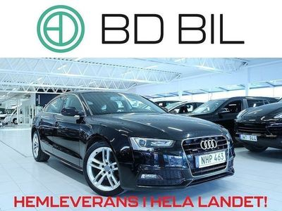 begagnad Audi A5 2.0 TDI QUATTRO S-LINE D-VÄRM 2016, Sportkupé 234 900 kr