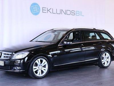 begagnad Mercedes 180 C-KlassKompressor Kombi Avantgarde (156hk)