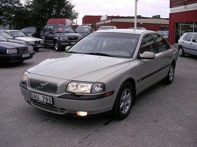 begagnad Volvo S80 2,4 20V 5 Vxl Kula Fin Sedan