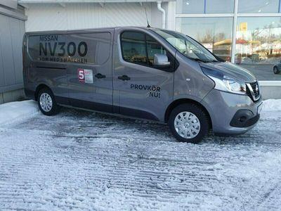 begagnad Nissan NV300 Working Star L2H1 Dieselvärmare