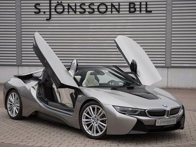 begagnad BMW i8 Roadster Harman Kardon HiFi system 2019, Sportkupé 1 069 000 kr