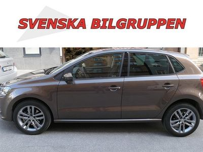 brugt VW Polo 1.2 TSI 5 Dr Premium 110hk -16