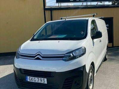 begagnad Citroën Jumpy III L2H1 2.0 BlueHDi Euro 6 122hk