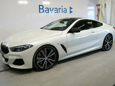 begagnad BMW M850 i xDrive Coupé Bowers & Wilkins Night Vision Laser