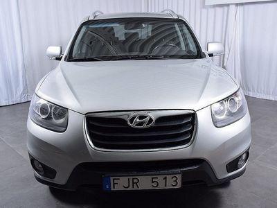 begagnad Hyundai Santa Fe 2.2 CRDi 4WD Comfort 1 ägare 2011, SUV
