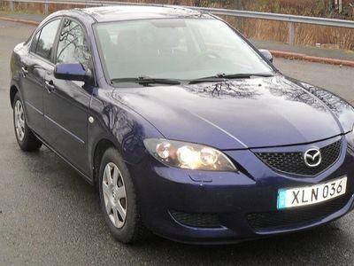 begagnad Mazda 3 Sedan 1.6 Touring 105hk (669:-/mån)