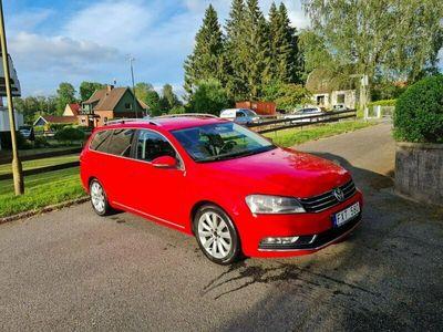 begagnad VW Passat Variant 2.0 TDI BlueMotion Sport