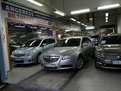 begagnad Opel Insignia 1.8 140hk