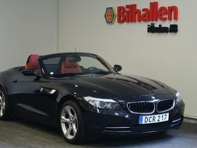 begagnad BMW Z4 sDrive 23i Aut Sv-Såld 2009, Cab 239 900 kr