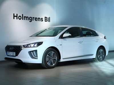 begagnad Hyundai Ioniq Plug-In Premium Dragkrok