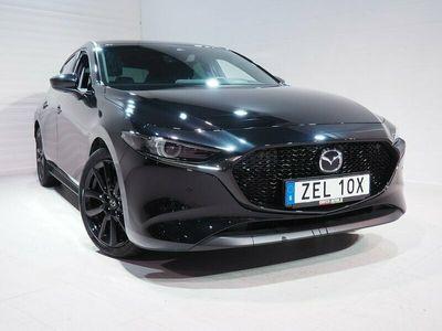begagnad Mazda 3 Sport 2.0 SKY TECH M Hybrid AWD Automat DEMO 180hk