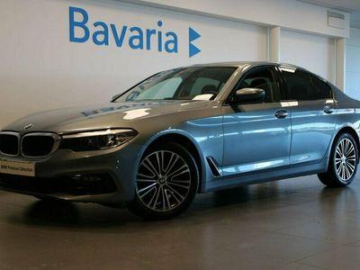 begagnad BMW 520 d xDrive Sedan Aut Sport line Drag Nav Värmare