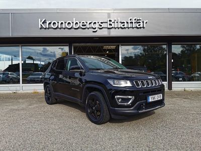 begagnad Jeep Compass 2.0 4WD Euro 6 140hk BEATS Automat
