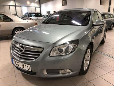 begagnad Opel Insignia 2.0 CDTI Automat 160hk