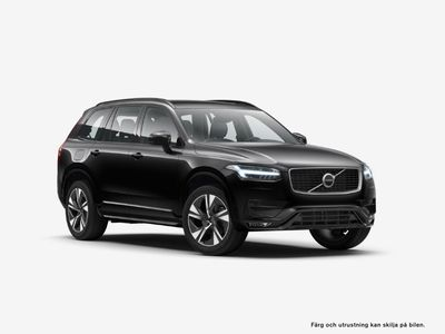 begagnad Volvo XC90 T5 AWD R-Design 7-säten